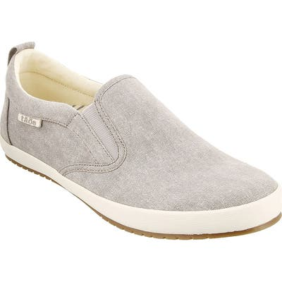 Taos Dandy Slip-On Sneaker- Grey