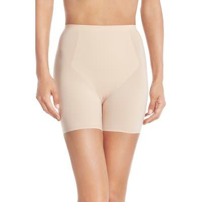 Spanx Thinstincts Girl Shorts, Beige
