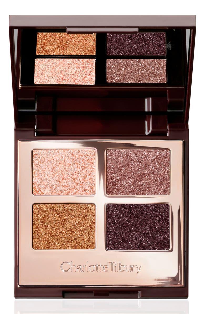 CHARLOTTE TILBURY Celestial Eyes Luxury Palette of Pops Eyeshadow Quad, Main, color, NO COLOR