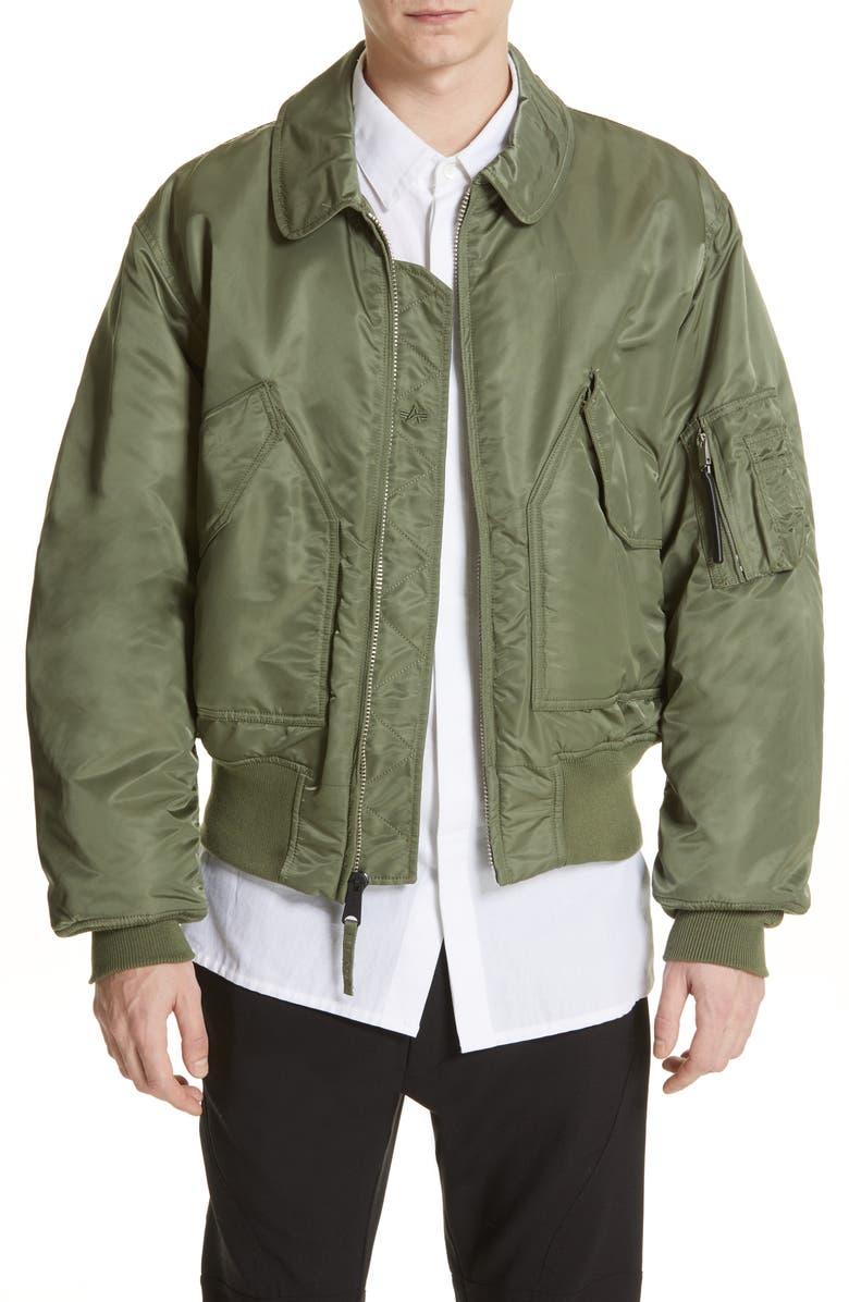 1017 ALYX 9SM Bomber Jacket, Main, color, 301