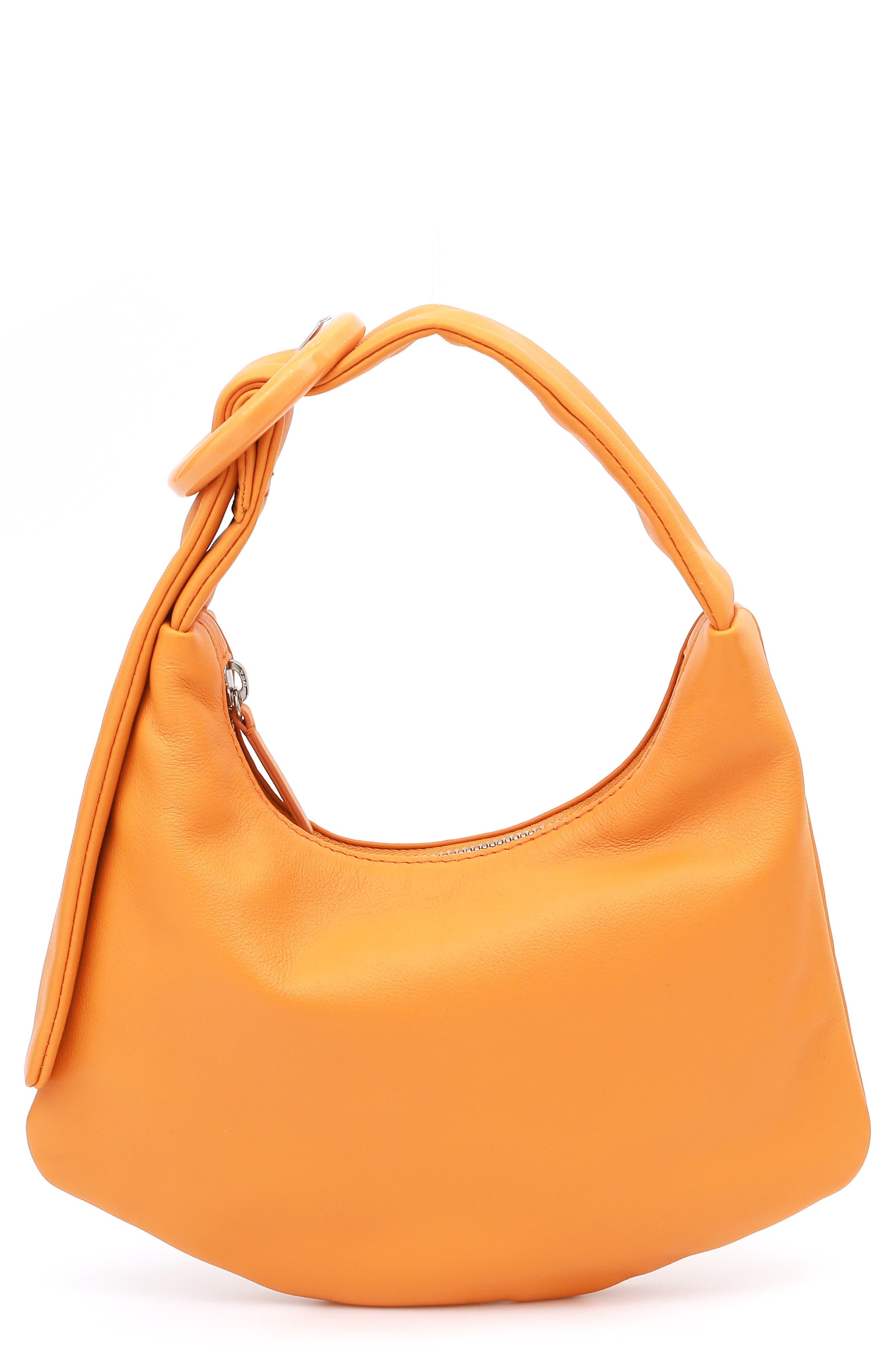 Gu-De Small Lisa Leather Shoulder Bag