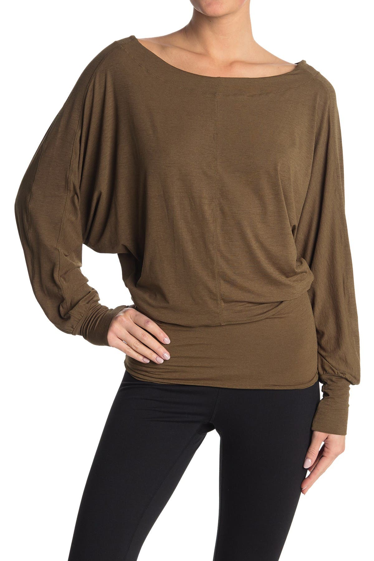 Image of Free People FP Movement Sky High Long Sleeve Top