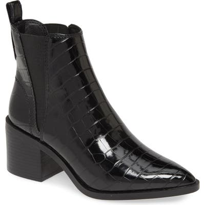 Steve Madden Audience Bootie- Black