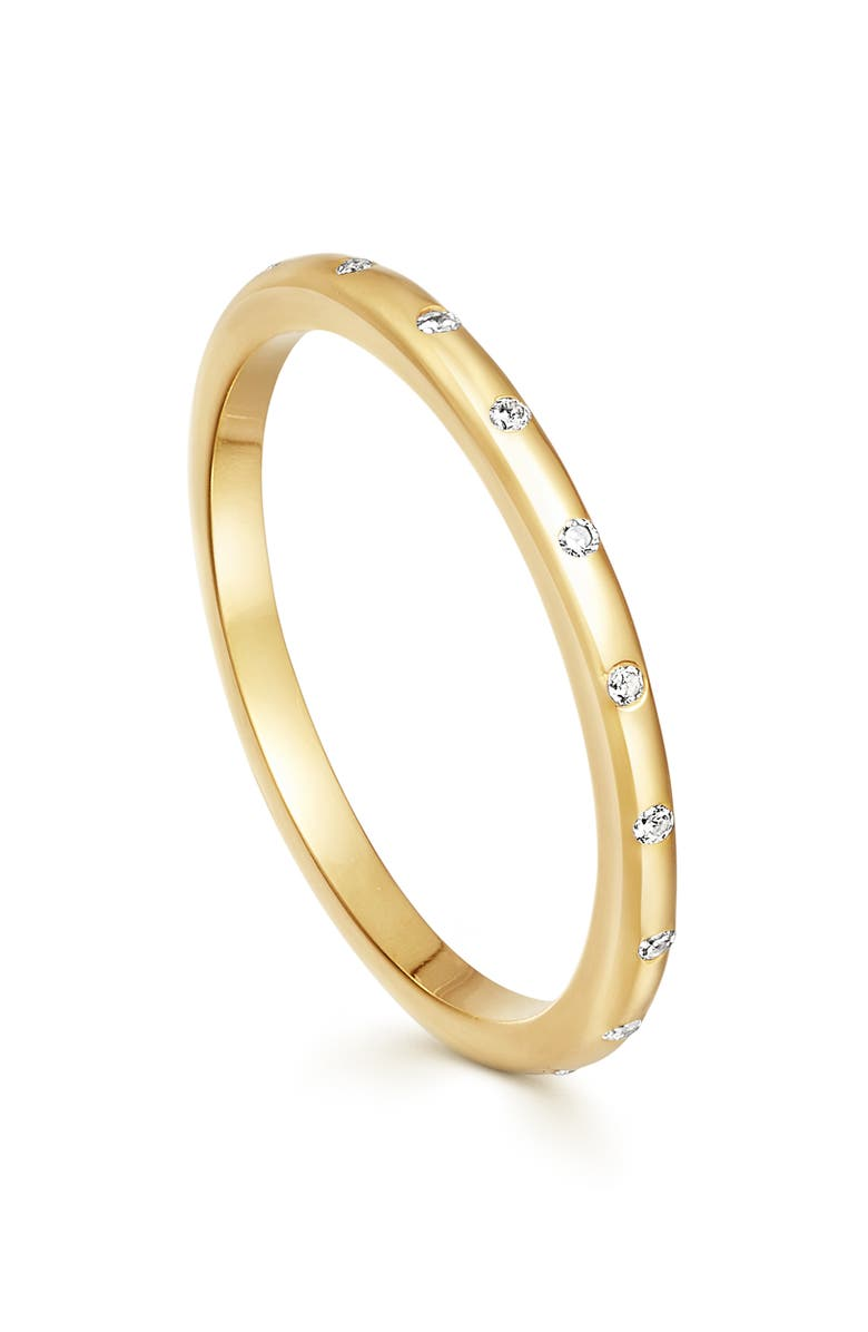 MISSOMA Interstellar Band Ring, Main, color, GOLD