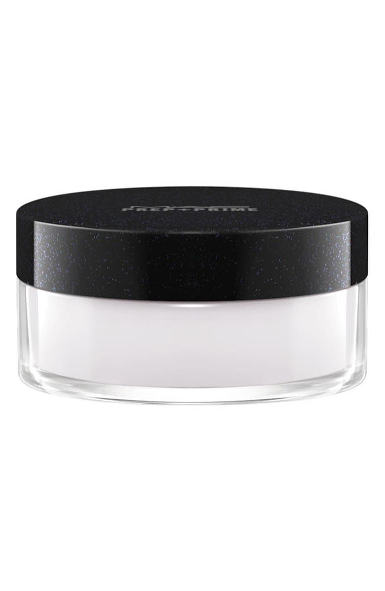 MAC COSMETICS MAC Prep + Prime Transparent Finishing Powder, Main, color, NO COLOR