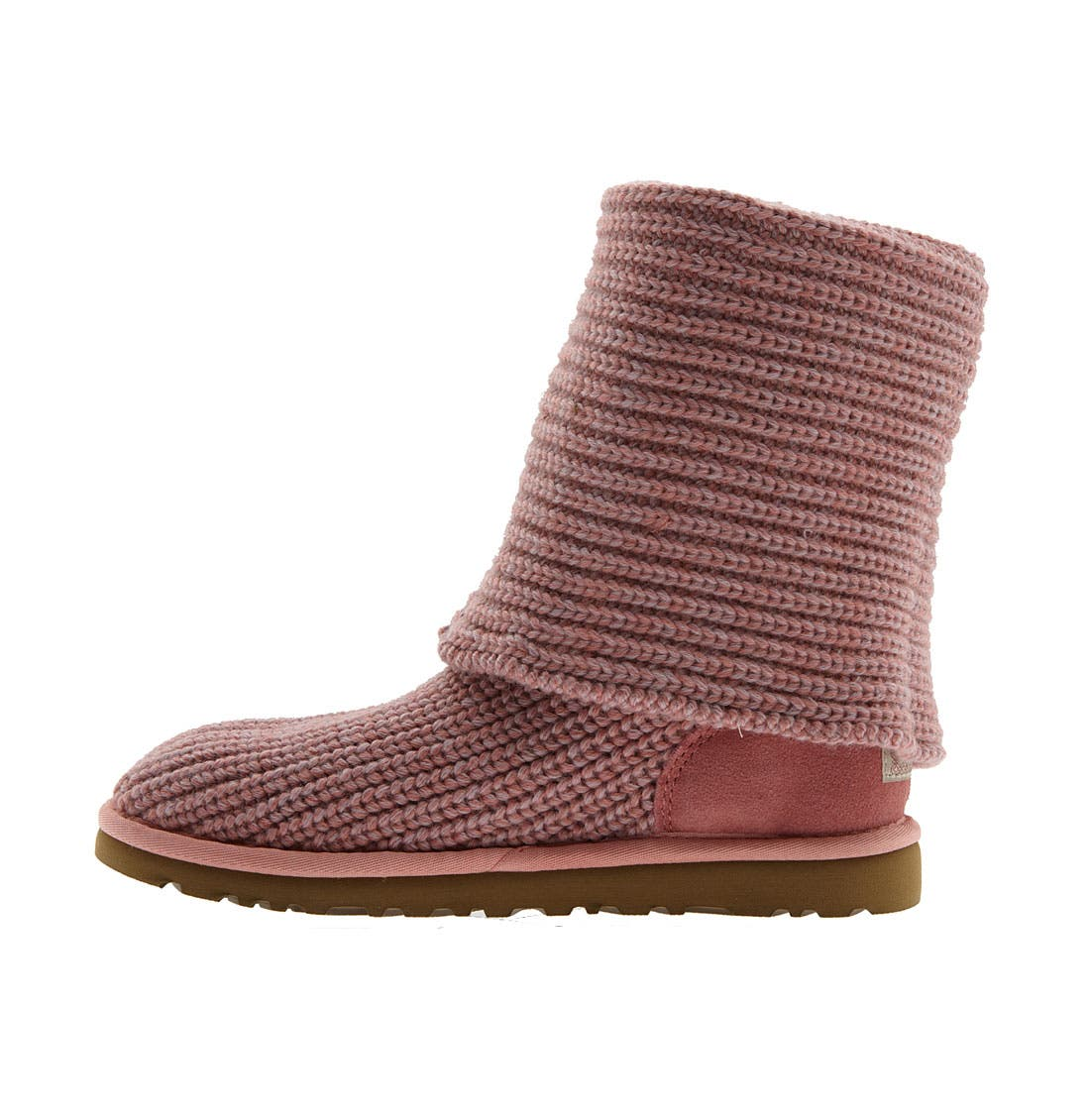 ,                             'Cardy' Classic Knit Boot,                             Alternate thumbnail 66, color,                             694