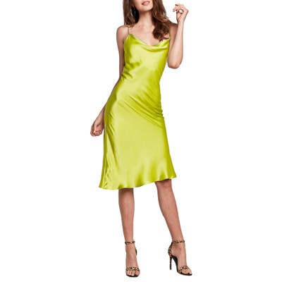 Bardot Sharine Slipdress, Green