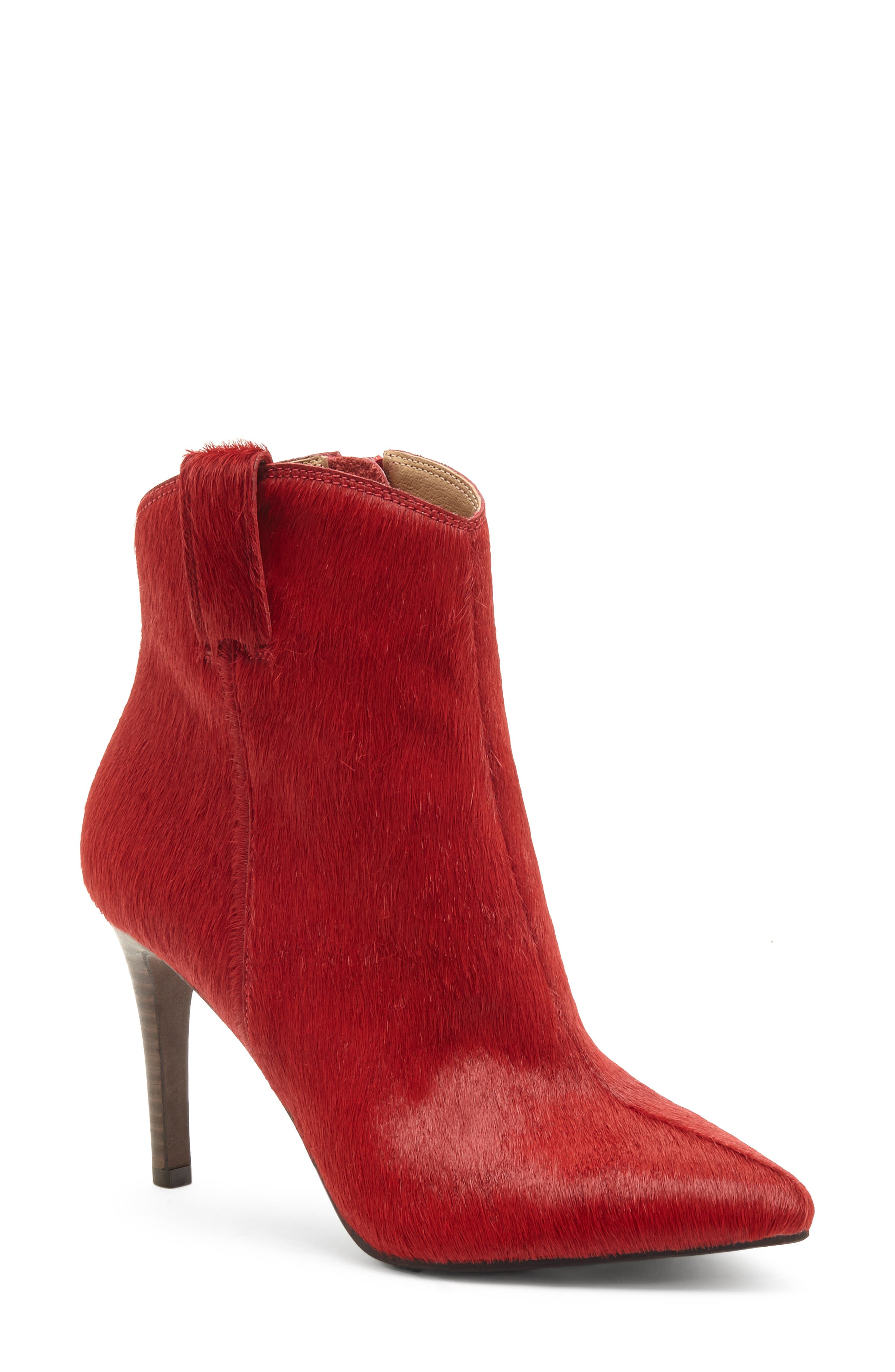 Lucky Brand Torince Ii Genuine Calf Hair Bootie