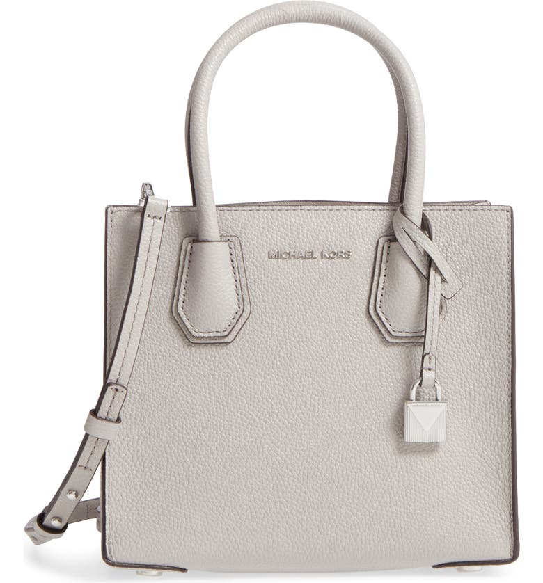 luxury fashion how to purchase on feet shots of Mercer Leather Crossbody Bag