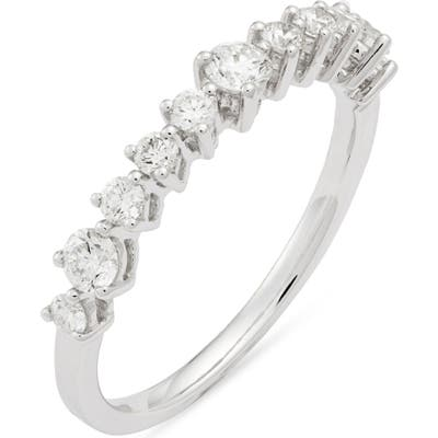 Bony Levy Audrey Linear Diamond Ring (Nordstrom Exclusive)