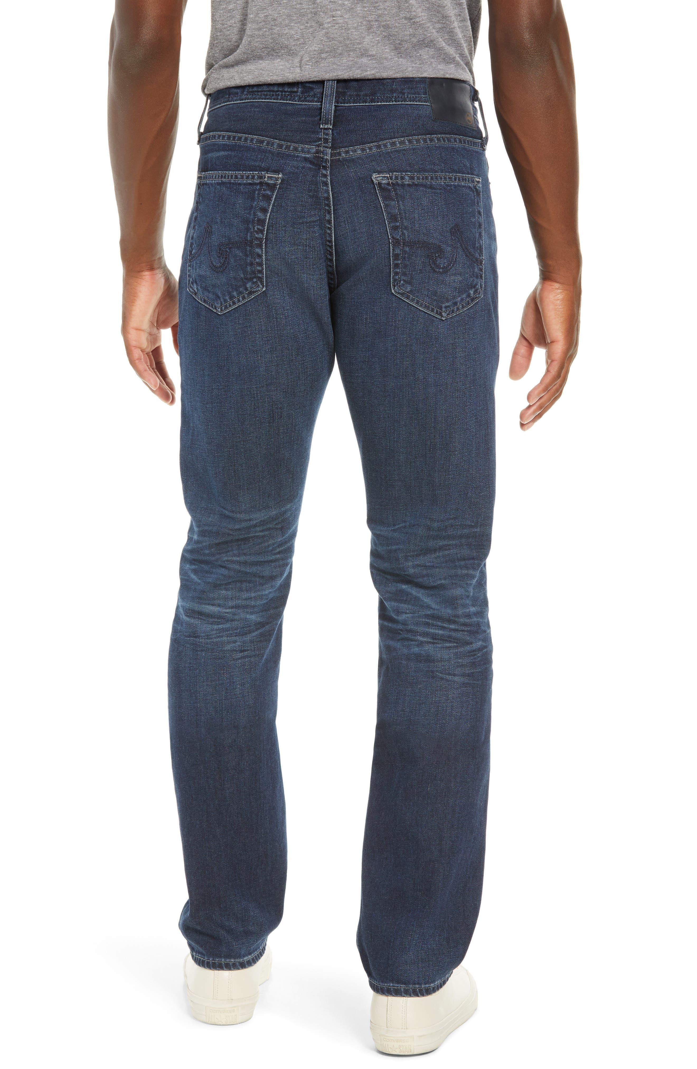 ,                             Everett Slim Straight Leg Jeans,                             Alternate thumbnail 2, color,                             400