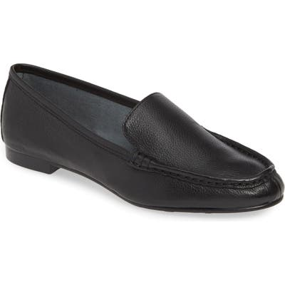 Taryn Rose Collection Diana Loafer, Black
