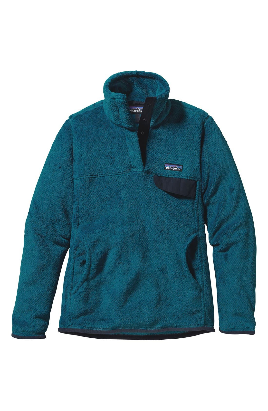 ,                             Re-Tool Snap-T<sup>®</sup> Fleece Pullover,                             Alternate thumbnail 156, color,                             482