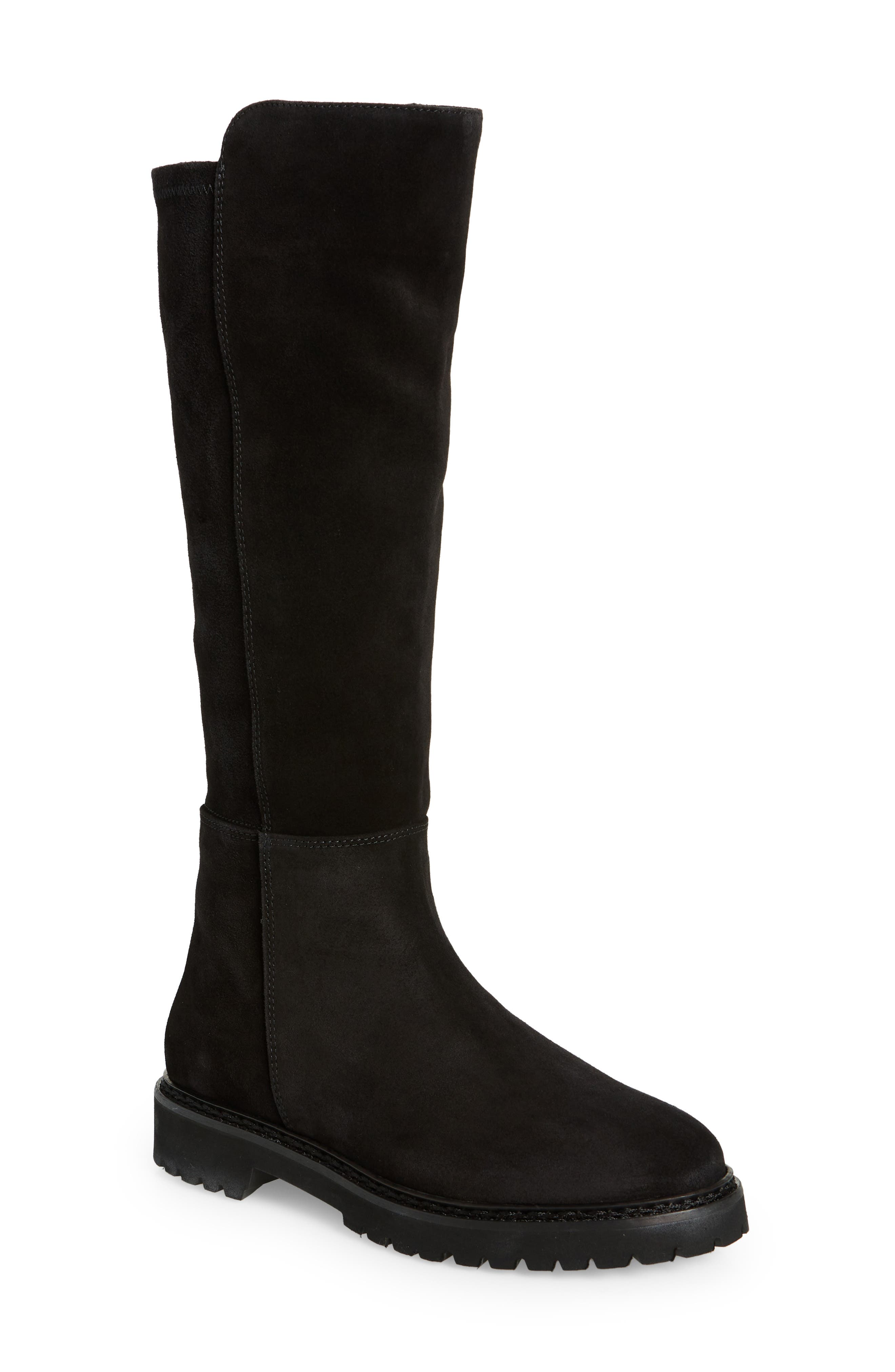 Mattie Tall Water Resistant Boot
