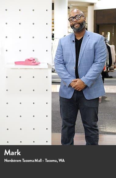 Y-3 adidas x Pharrell Williams Boost Sport Slide Sandal, sales video thumbnail