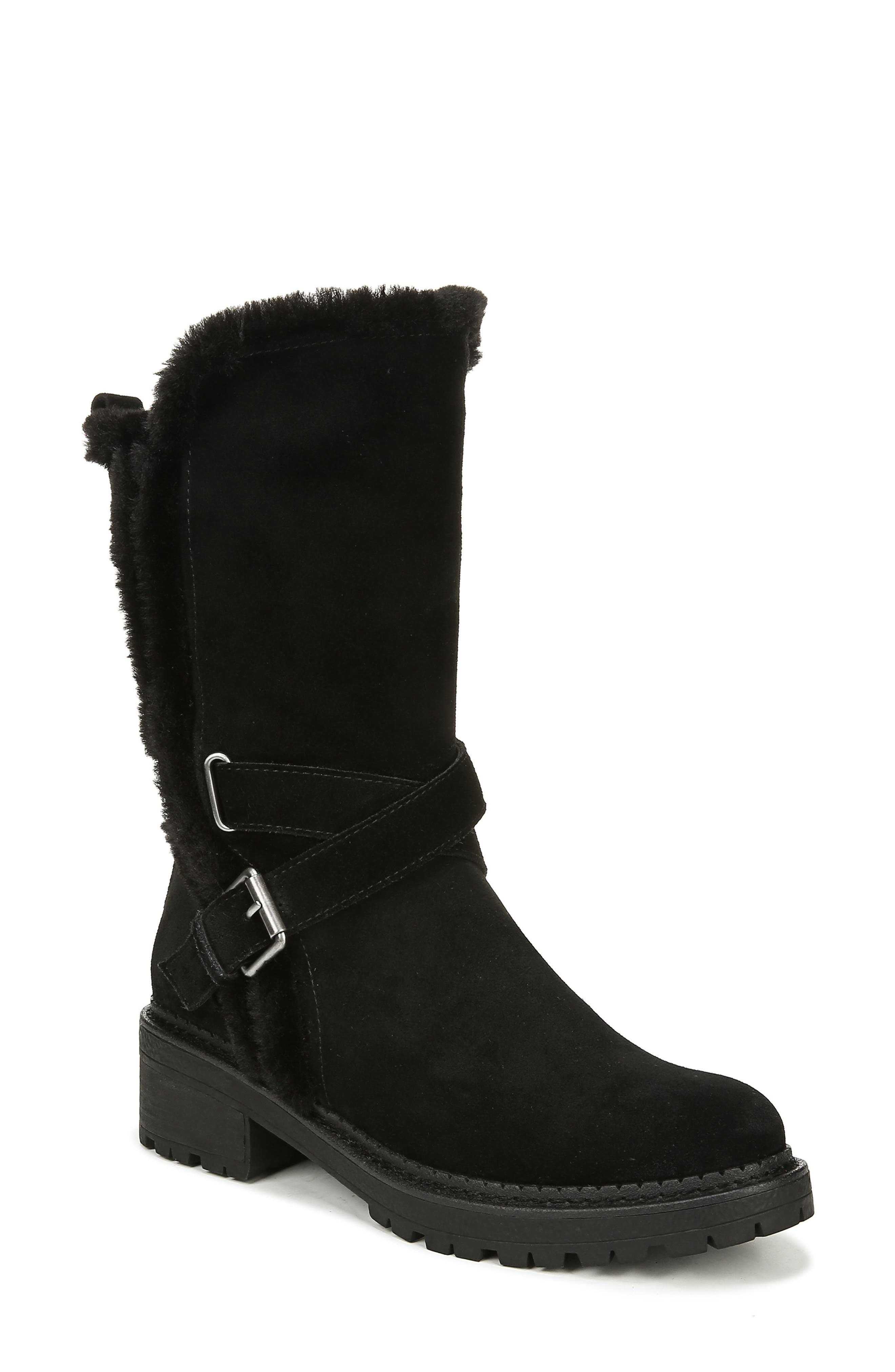 Image of Sam Edelman Jailyn Faux Fur Lined Boot