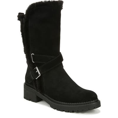 Sam Edelman Jailyn Faux Fur Lined Boot, Black