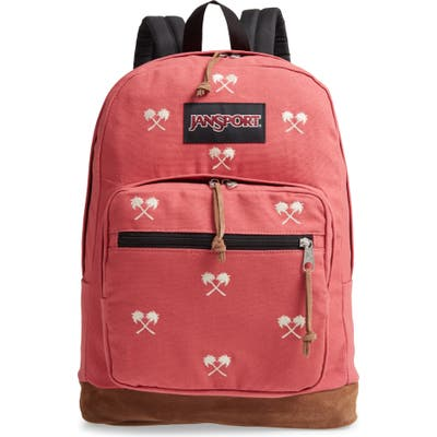 Jansport Right Pack Expressions 15-Inch Laptop Backpack - Red