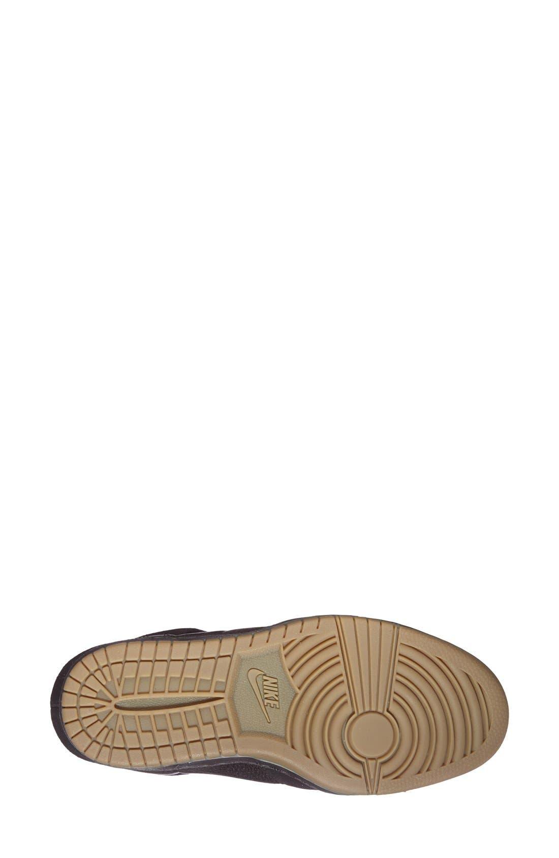 ,                             'Dunk Sky Hi - Essential' Wedge Sneaker,                             Alternate thumbnail 6, color,                             006