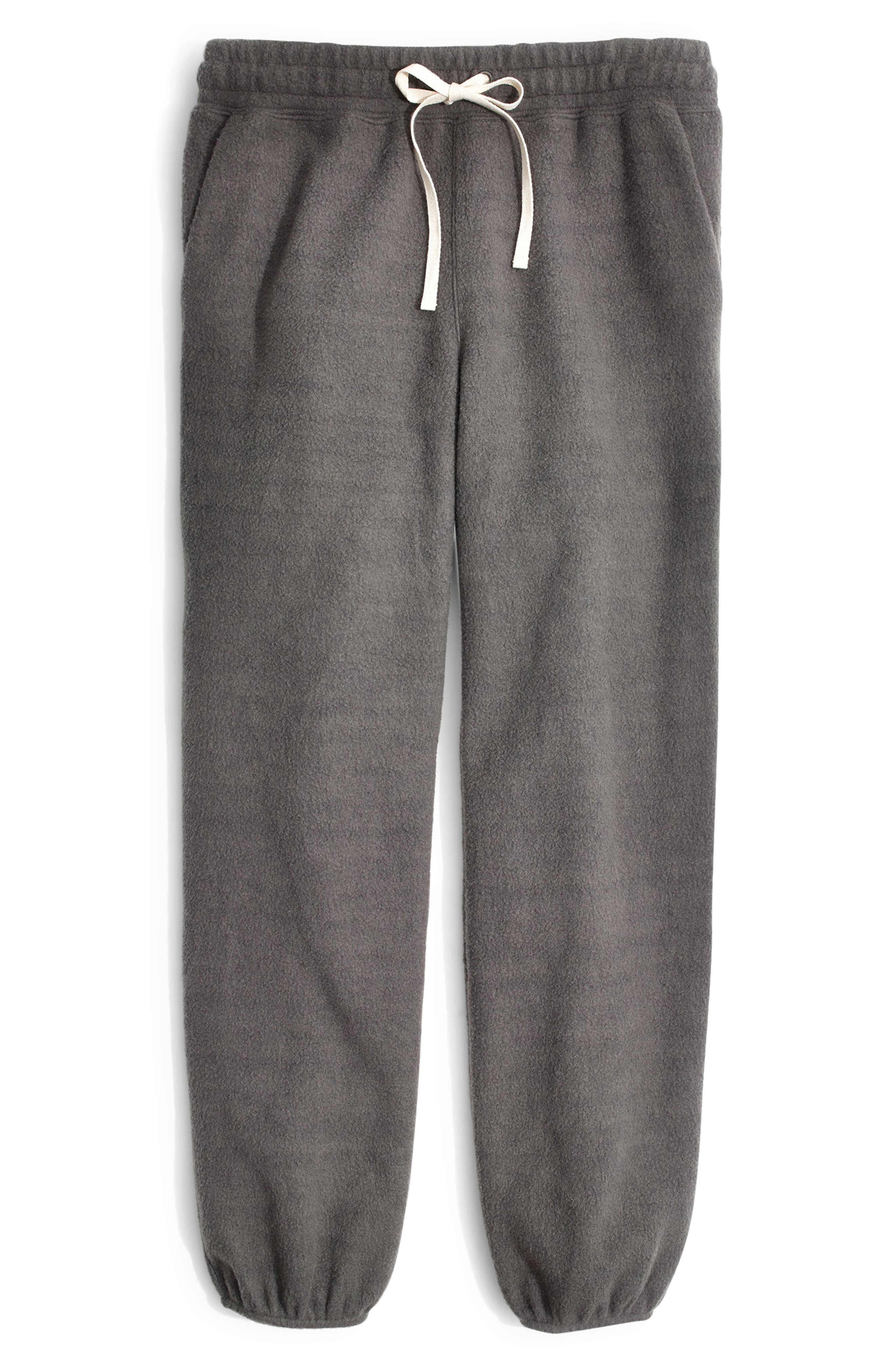 ,                             Fleece Pajama Sweatpants,                             Alternate thumbnail 5, color,                             020