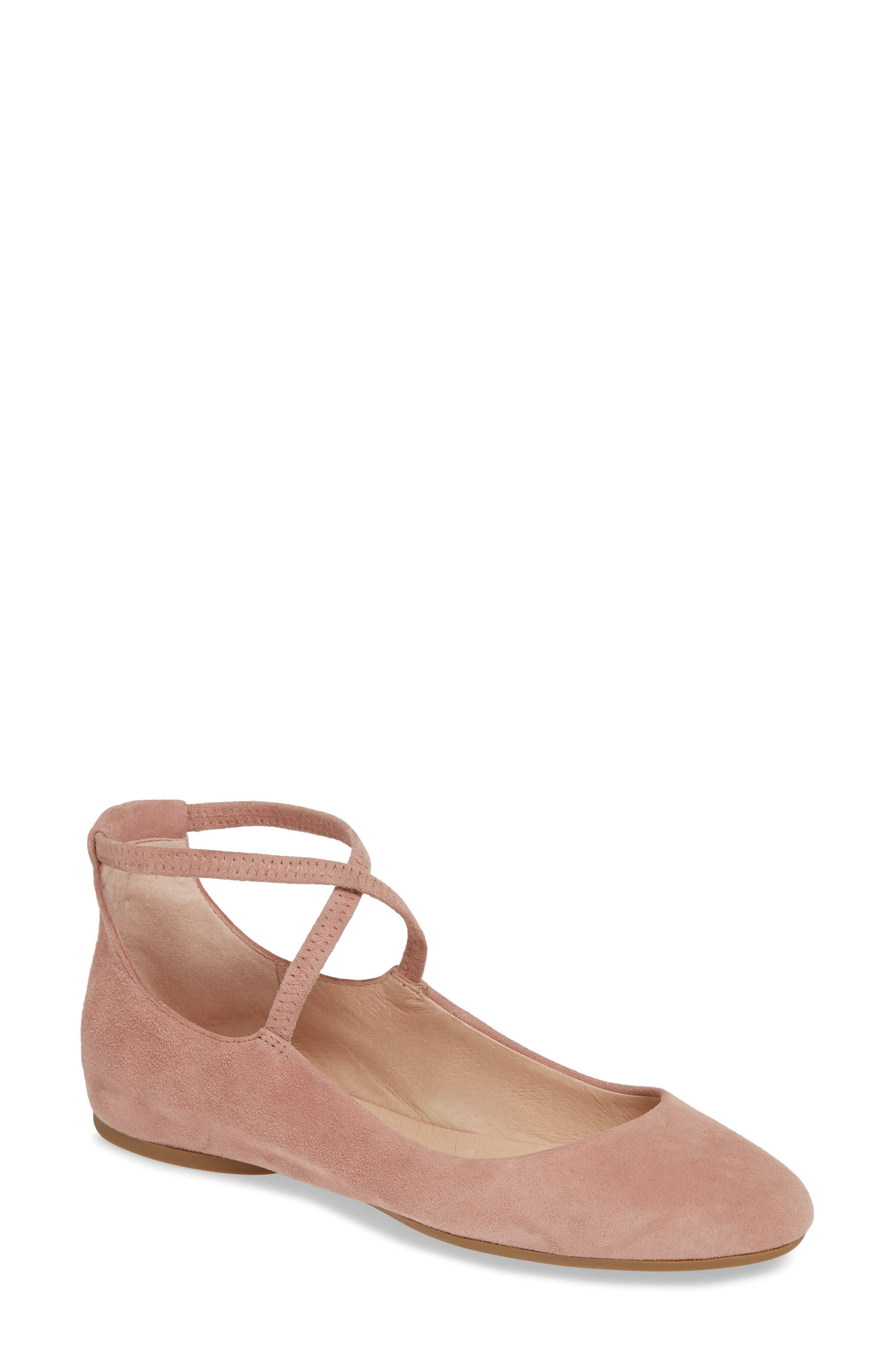 Pelle Moda Jamie Flat, Pink