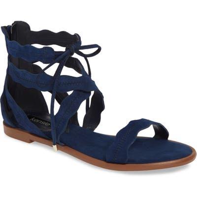Kensie Mandoline Sandal, Blue