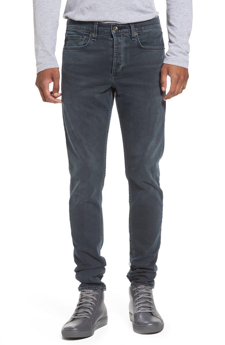 RAG & BONE Fit 1 Skinny Fit Jeans, Main, color, MINNA