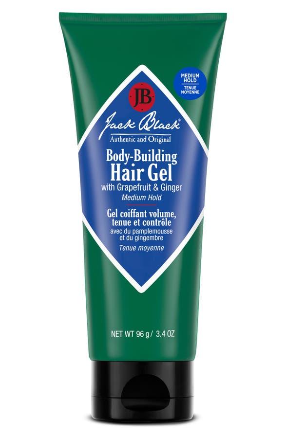 Jack Black Hair colors BODY-BUILDING HAIR GEL