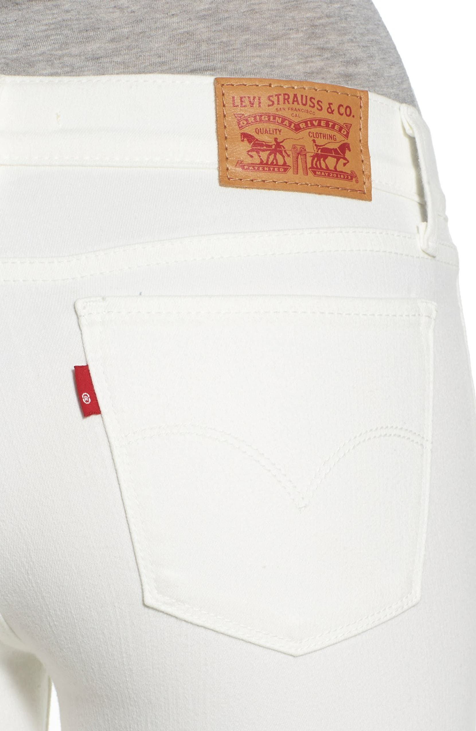 Levi's® Super Jeanswhite NoiseNordstrom '710' Skinny bfyvYg76