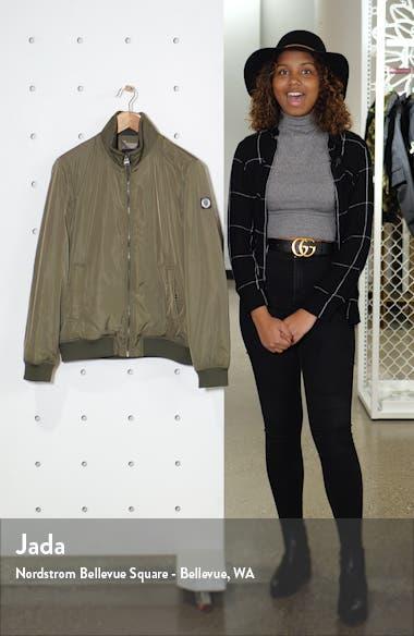 Padded Zip Jacket, sales video thumbnail