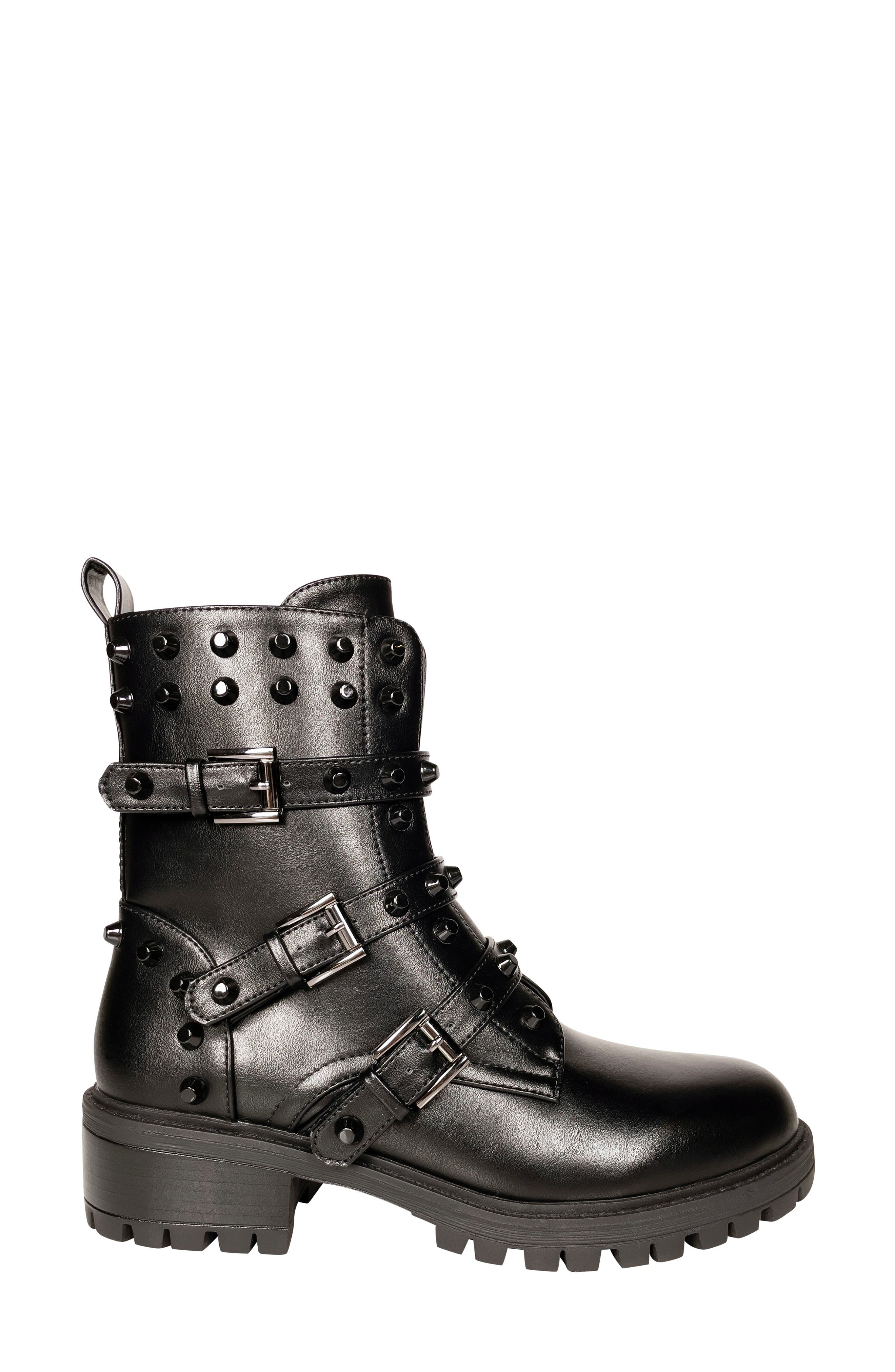 Lockheart Combat Boot