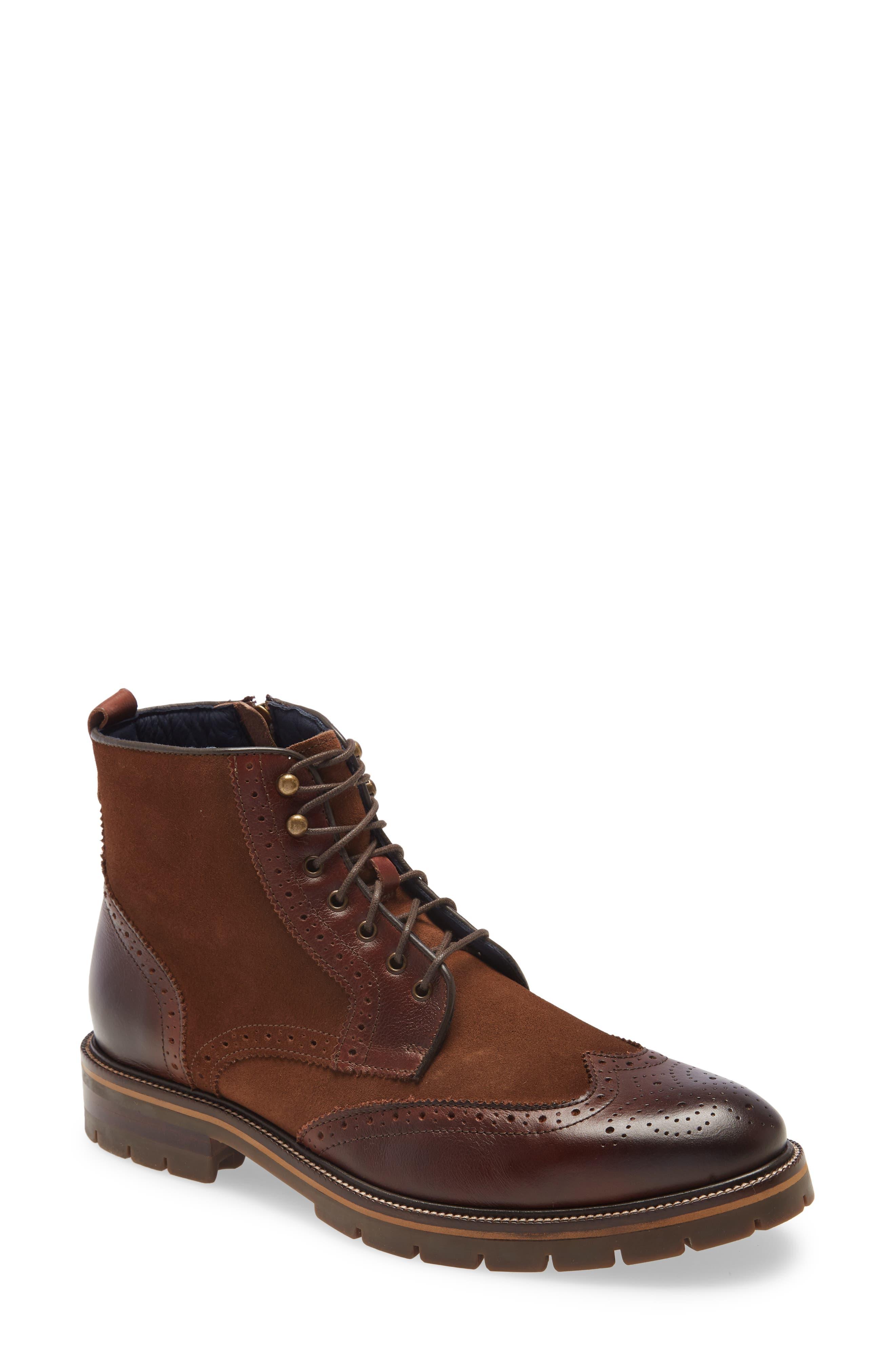 Xc Flex Cody Wingtip Boot