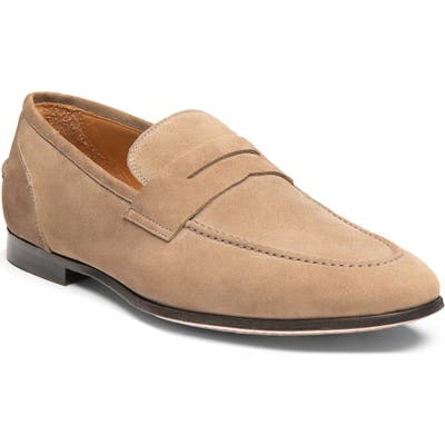 Gordon Rush Otis Penny Loafer, Beige