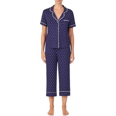Room Service Crop Pajamas, Blue (Nordstrom Exclusive)