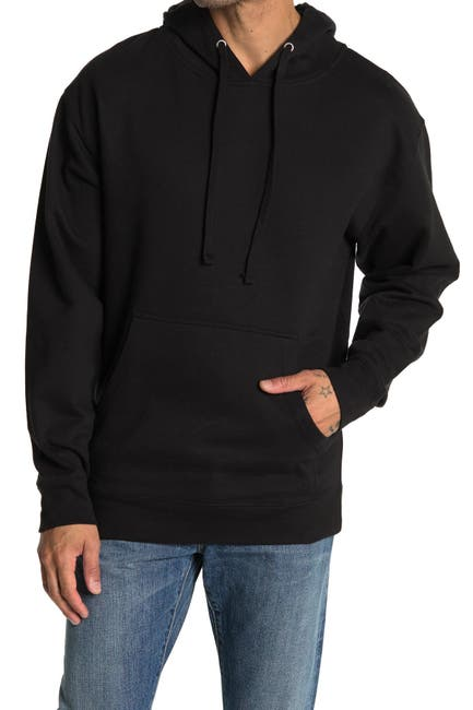 Image of Burnside Fleece Pullover Hoodie