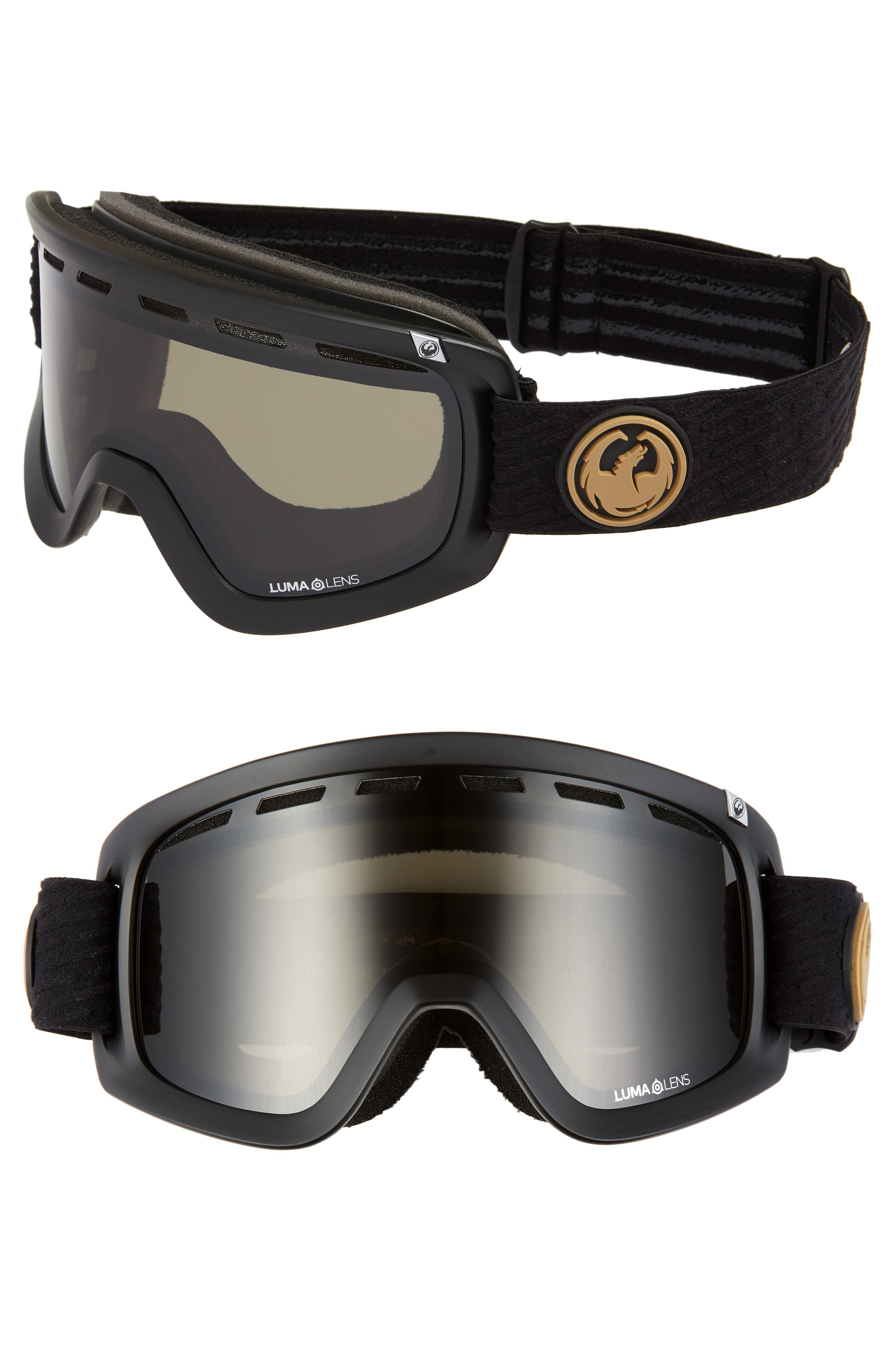 D1 Otg Snow Goggles With Bonus Lens