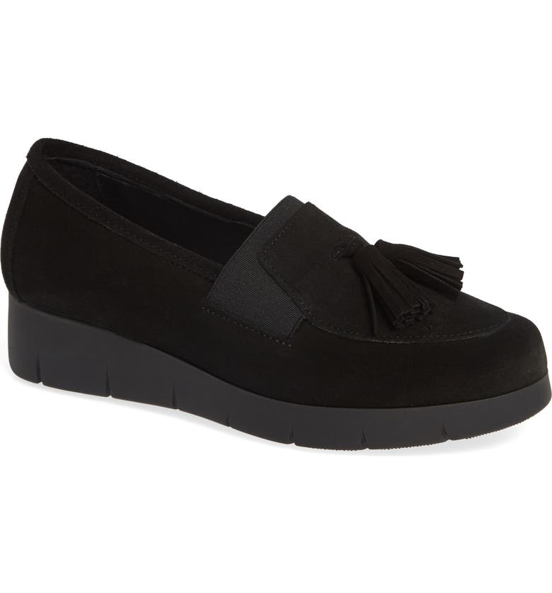 CORDANI Alias Water-Resistant Loafer, Main, color, 001