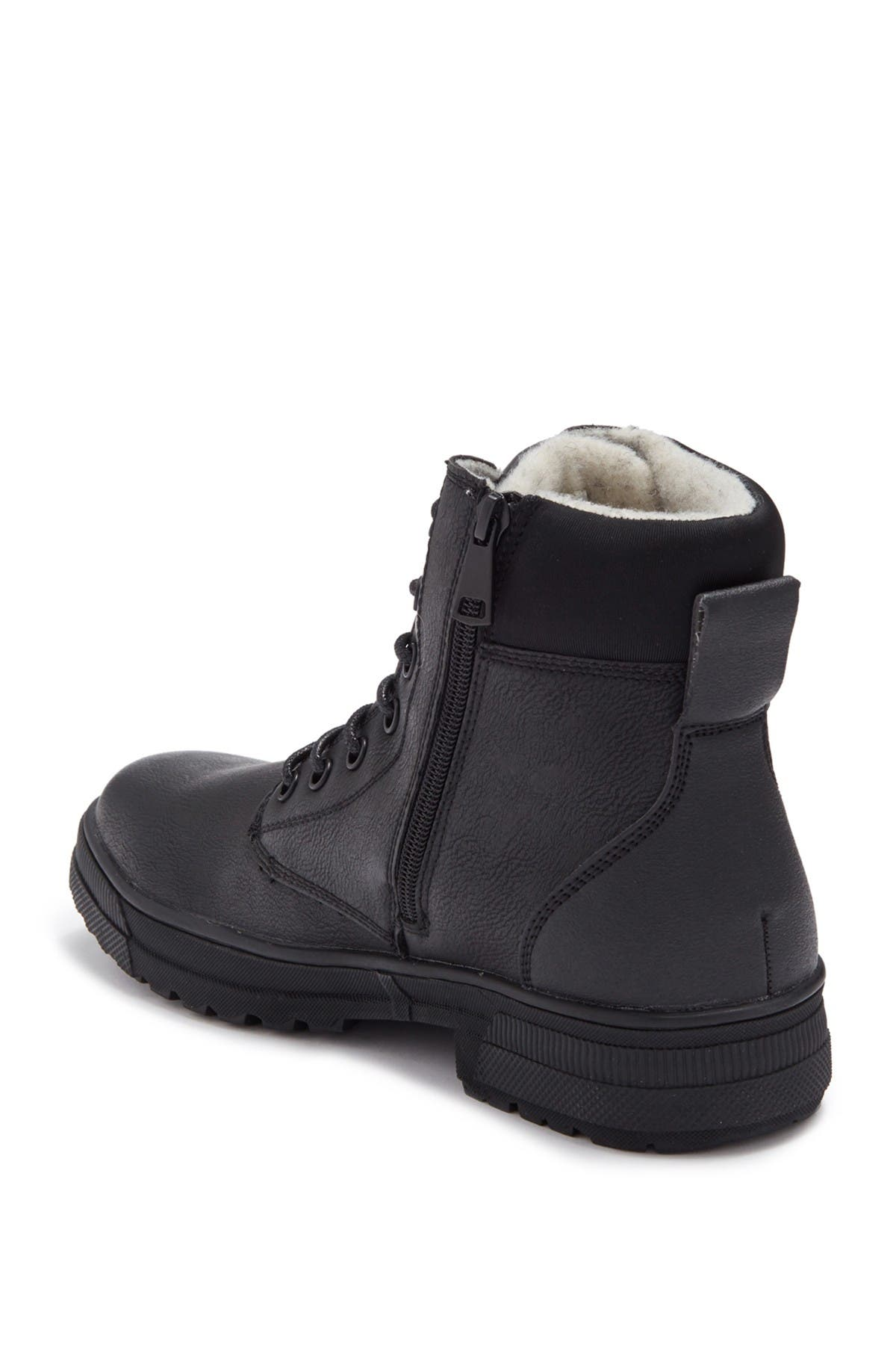 Image of Steve Madden Deed Leather Boot