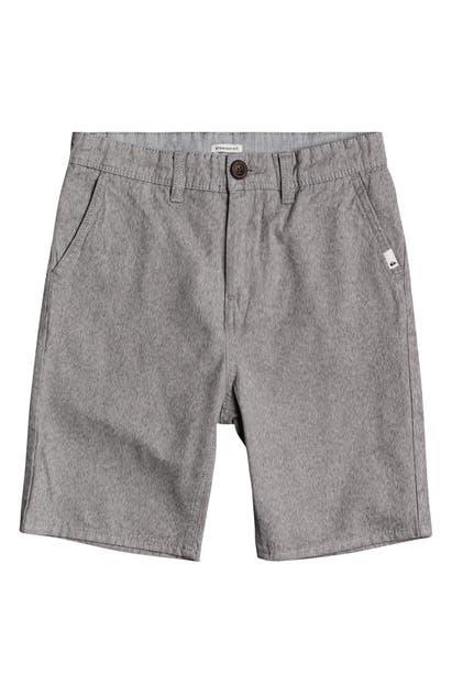 Quiksilver Shorts KIDS' EVERYDAY CHINO LIGHT SHORTS
