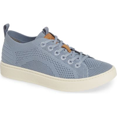 Sofft Somers Knit Sneaker- Blue/green