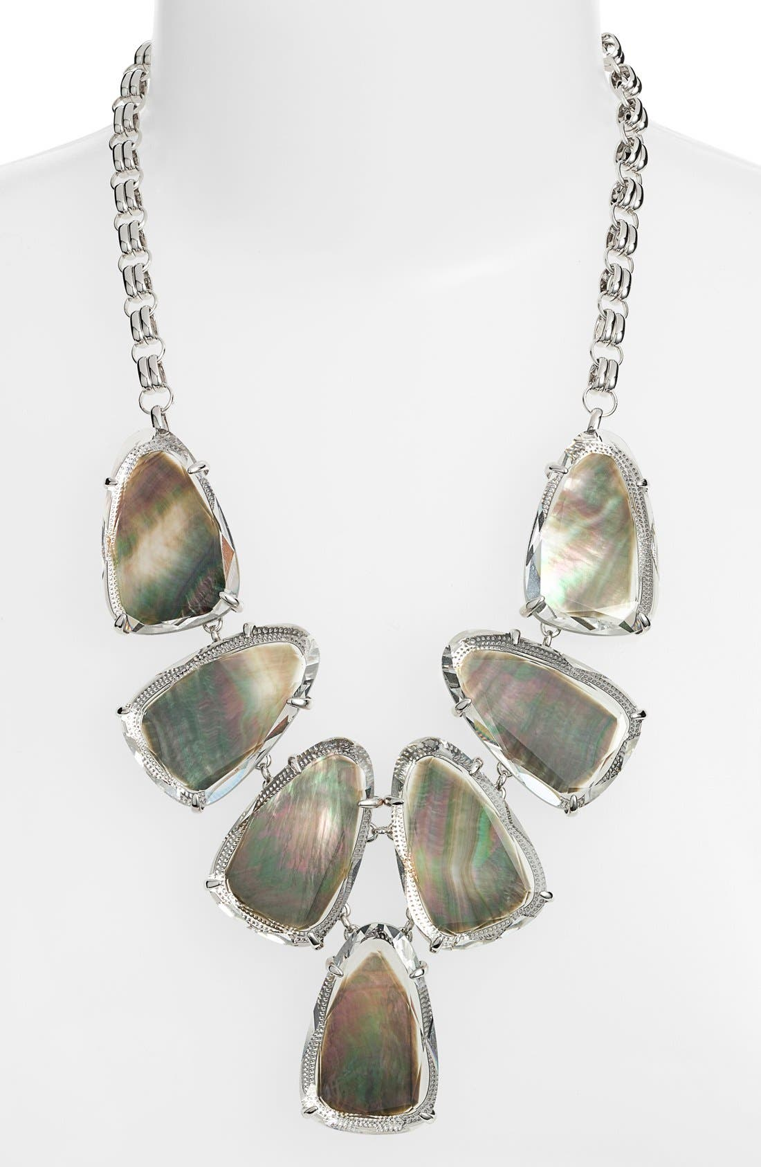 ,                             Harlow Necklace,                             Alternate thumbnail 9, color,                             003
