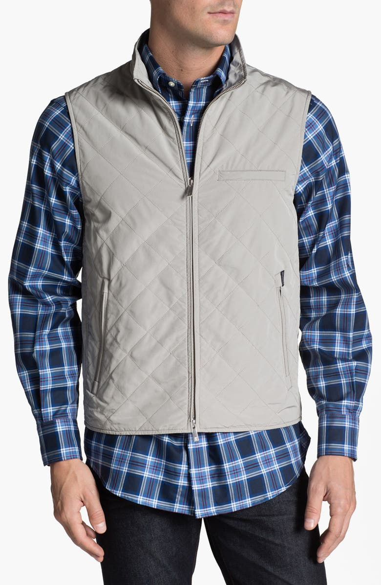 Quilted Vest Façonnable 'gilet' Matelassé Quilted Façonnable 'gilet' Matelassé Vest Façonnable 2WHIE9D