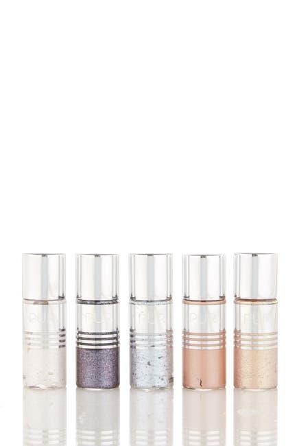 Image of PUR Cosmetics Eye Polish Glitters 5-Piece Kit
