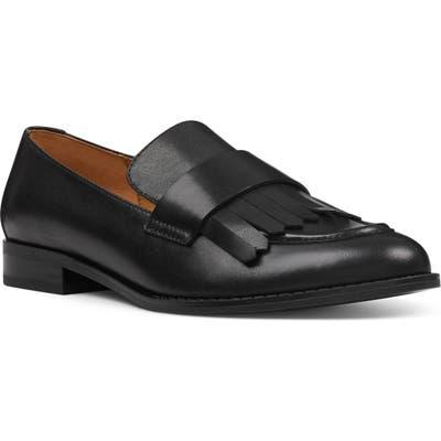 Nine West Owyn Kiltie Loafer, Black