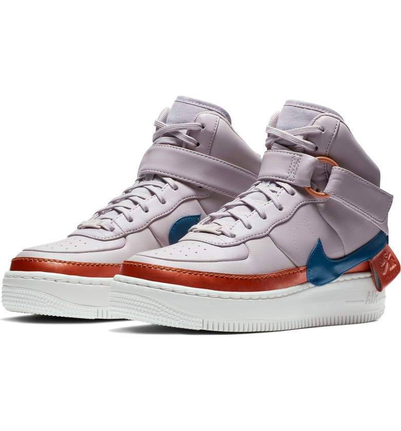 NIKE Air Force 1 Jester High XX Sneaker, Main, color, 500