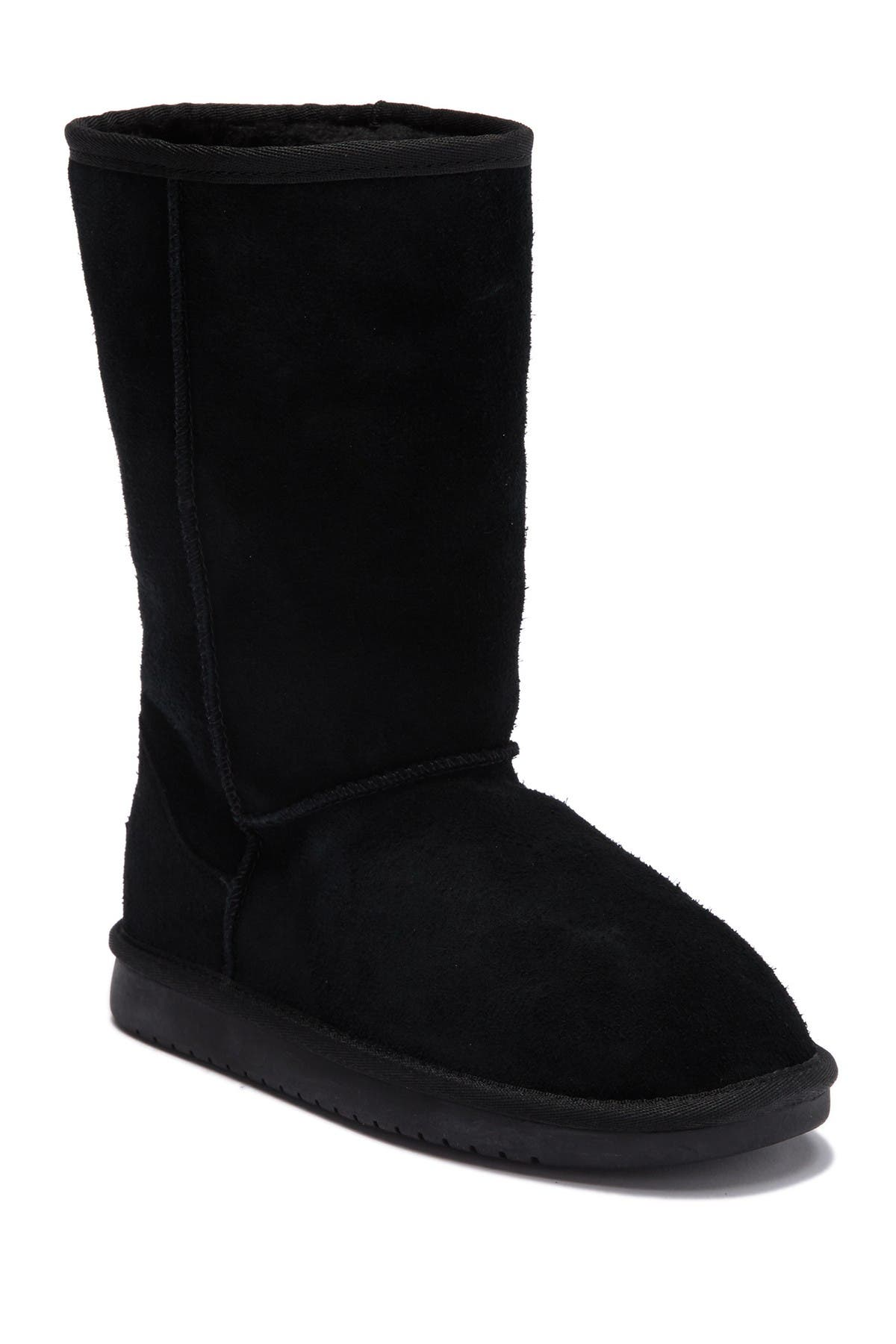 Image of KOOLABURRA BY UGG Koola Faux Fur Lined Suede Tall Boot