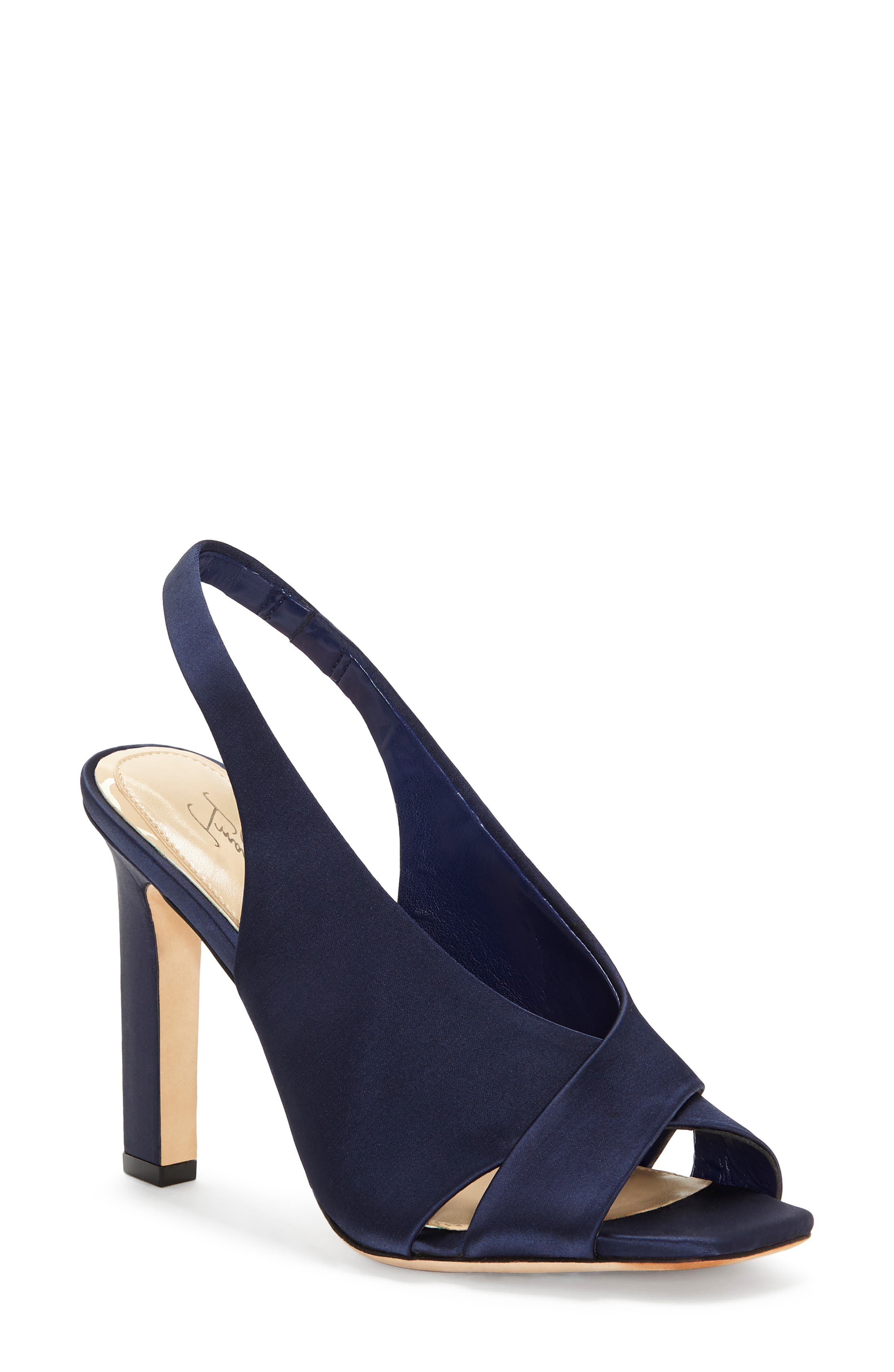 Imagine By Vince Camuto Wrennie Slingback Sandal, Blue