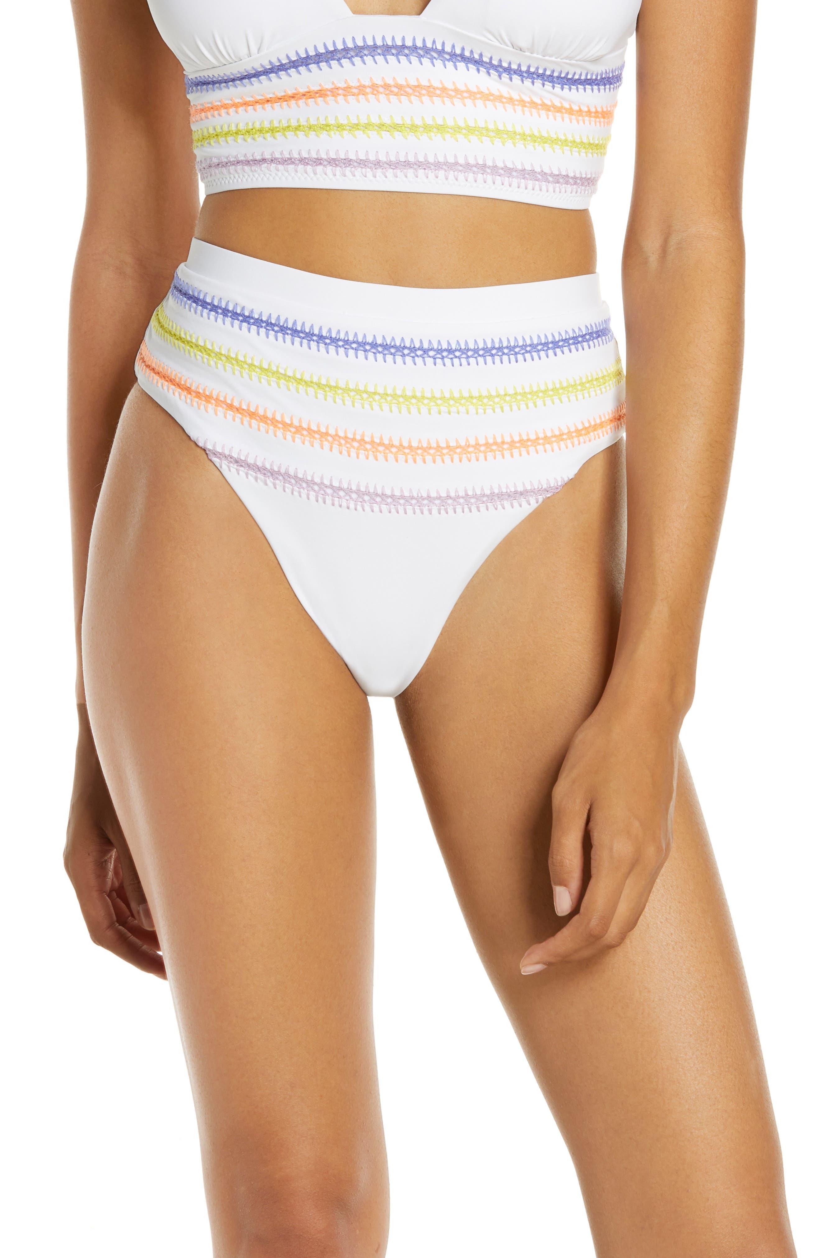 Kokomo Bikini Bottoms, Main, color, WHITE