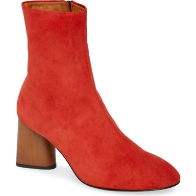Rag & Bone Fei Ankle Boot, Red
