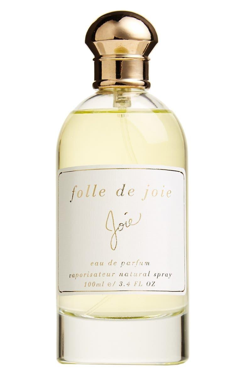 FOLLE DE JOIE Joie 'Folle de Joie' Eau de Parfum, Main, color, 000